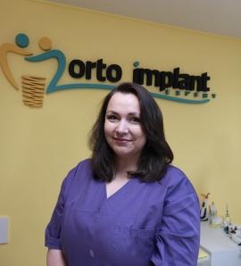 Dr. Irina Gabriela Carson